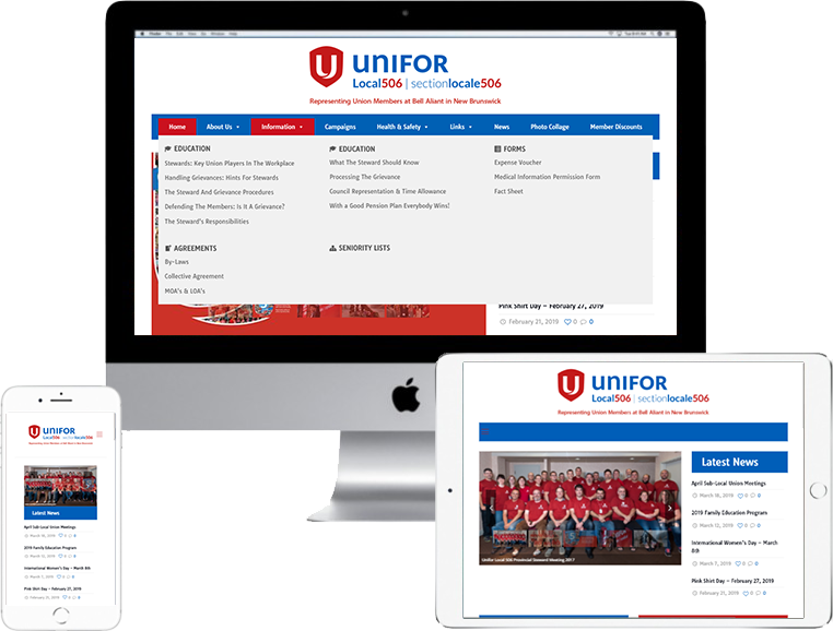 unifor-screens